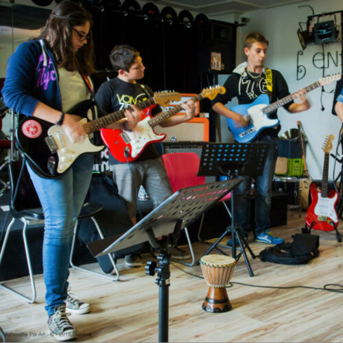 Stages Groove Guitare